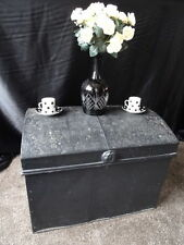 Antique Style Metal Trunks and Chests