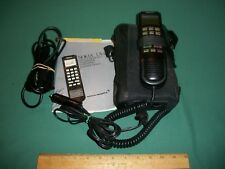 Vintage WORKING Nokia LX-11 Cellular Mobile Telephone - COMPLETE