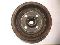 FORD CORTINA MK 1 1200 1962 - 1964 FRONT BRAKE DRUM  (RJ055)