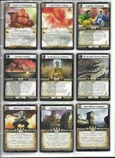 Legend of the Five Rings CCG Embers of War Near Complete Set -1 (2012) Most NM