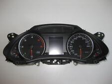 Audi a4 8k TDI diesel fis AMF High velocímetro cluster instrumento combinado 8k0920930c t74