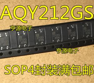 AQY212 AQY212GS 212G SOP-4