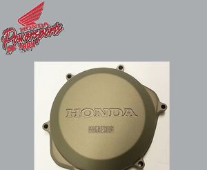 GENUINE HONDA OEM 2002-2008 CRF450R CLUTCH COVER 11351-MEB-670