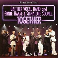 Together by Gaither Vocal Band (CD, Oct-2007, Gaither Music Group) New Sealed