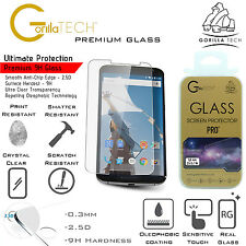 Gorilla Tempered Glass Scratch Proof ShieldScreen Protector For Motorola Nexus 6
