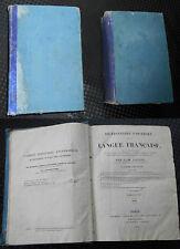 Dictionnaire universel de la langue française par C.- Gattel 1841