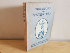J. M. BARRIE The Story of Peter Pan - 1917 hardback