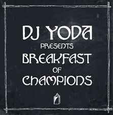 DJ Yoda - Breakfast of Champions [New CD]