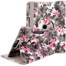 """360° Leather Case Flip Cover For Universal Android Tablet PC 7"""" 8"""" 10"""" 10.1"""""""
