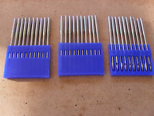 NEEDLES FOR INDUSTRIAL STRAIGHT SEWERS THICK SHANK SIZE 120/19 X30 DPX5