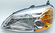 OEM Honda Civic Left Driver Side Headlamp Small Scratches 33151-S5P-A01