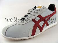Asics Onitsuka Tiger Runspark LE light grey red retro mens shoes sneakers NIB