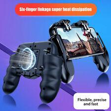 Juego Controlador Joystick Gamepad del ventilador de refrigeración para teléfono móvil pubg Android IOS