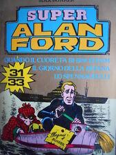 Alan Ford Super Alan Ford Serie ORO n°11 (nr 31-32-33)  [G308]