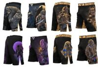 Raven Fightwear Men's Shorts MMA Shorts Multiple Designs and Sizes NWT