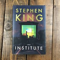 The Institute, RARE Hardcover 1st Edition - Stephen King HORROR BOOK
