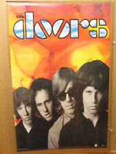 The doors Rock and roll ORIGinal 1992 Vintage Poster 1274