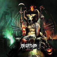 Job for a Cowboy - Ruination (CD, 2009, Digipak) Progressive Death Metal, NEW