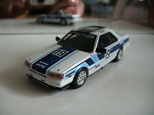 Kyosho Nissan Skyline RS Turbo R30 1985 #19 in White on 1:43