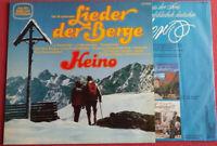 Heino / Lieder der Berge / Die 18 schönsten Lieder der Berge LP Vinyl