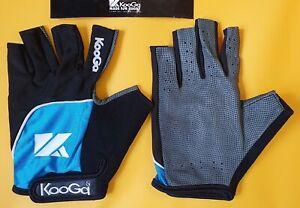 New KooGa Wet Grip Stik Mit Gloves Black / Royal / White Size Senior Large & XL