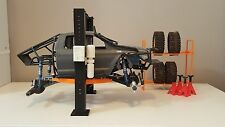 rc scale car hoist stand jack 1:10 rock crawler scx10 tamiya rc4wd mst cfx 1/10