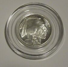 BUFFALO NICKEL - 1/10oz .999 Fine Silver Round in Protective Air Tite