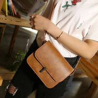 Women Lady PU Leather Satchel Handbag Shoulder Tote Messenger Crossbody Bag Shan