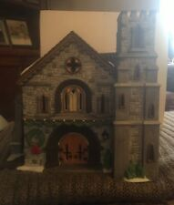 Dept 56 Heritage Village Collection Whistlebourne Church 5821-1