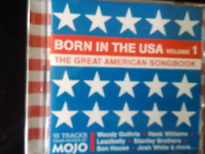 Mojo, Born In The USA Vol.1, Thew Great American Songbook,  2006 Cd