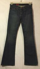 """AG ADRIANO GOLDSCHMIED SZ. 26R INS. 32 """"THE ANGEL"""" JEANS, STRAIGHT LEG"""
