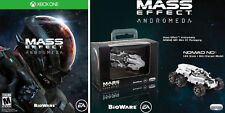 Mass Effect Andromeda (XBOX One) + NOMAD ND1 Mini Diecast [GAME + COLLECTIBLE]