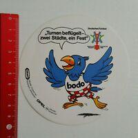 Aufkleber/Sticker: Deutsches Turnfest 1990 Dortmund Bochum (010716172)