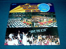 "The GOSPEL WORKSHOP of AMERICA ""New Orleans"" VG++ 2 LP : Savoy SGL-7043 @ Soul"