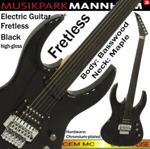 FRETLESS FL-S2O E-Guitar Arabic Arabian Egyptian Turkish Fretless Oud Ud-Guitar