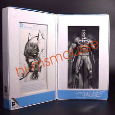 """SDCC 2015 DC Comics Batman Jim Lee Sketch Blueline Edition 7"""" PVC Action Figure"""