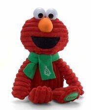 GUND Sesame Street Holiday Elmo Soft Plush Toy