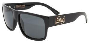 NEW BLACK FLY Sunglasses SULLEN FLY 4 SHINY BLACK POLARIZED SMOKE LENS LIMITED