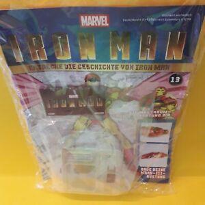 """Bau deinen Iron man """" Die berühmte Rüstung von Tony Stark """" Teil 13 Neu"""
