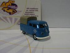 """Brekina 32829 - Volkswagen VW Doka T1b """" NS """" in blau 1:87 NEU"""