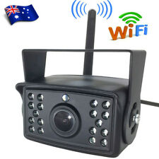 Wireless WiFi Bus Truck Car Rear View Reversing Camera for iphone Android Phone