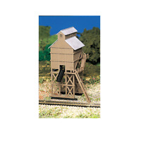 BACHMANN N SCALE COALING STATION WITH FIGURE | SHIPS IN 1 BUSINESS DAY | 45811