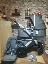 Joolz Geo2 Pushchair with Carrycot in Gorgeous Grey Brand new boxed