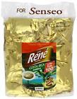 PHILIPS SENSEO 100 x Café Rene Crema COSTA RICA almohadillas Bolsas cápsulas