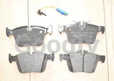 Genuine Mercedes Benz Brake Pads and Brake Wear Sensor A0004203602 + A1695401617