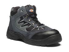 Dickies Fa23385a Gy 7 Storm Super seguridad zapatilla gris talla 7