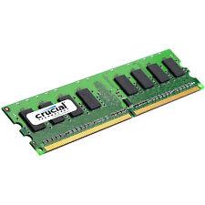 Memoria crucial Ddr3l 4GB 1600mhz dual Rank