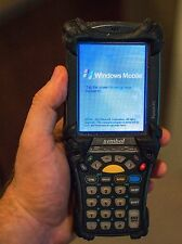 Symbol / Motorola - MC9060-SK0H9AEA7WW - Wireless 2D Barcode Scanner - QR - QRL