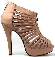 New Luxury Ladies' shoes platform court high heels sexy party stilettos Peeptoes