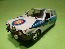 POLISTIL  1:25  FIAT RITMO 65CL PIRELLI     S679 - RARE SELTEN - GOOD CONDITION